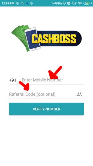 CashBoss App