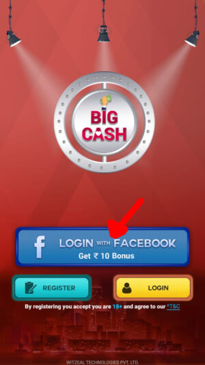 Bigcash app download