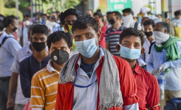 Coronavirus update india