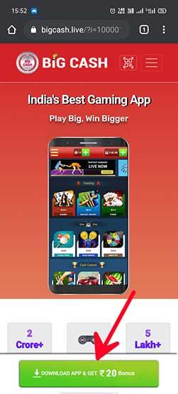 big cash apk download