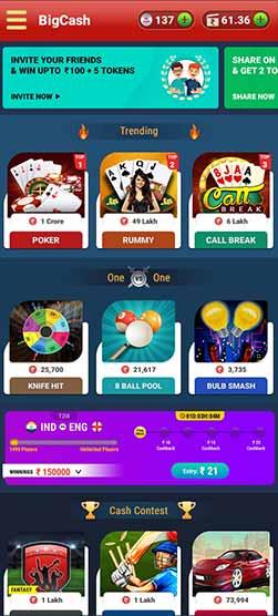 big cash mod apk download