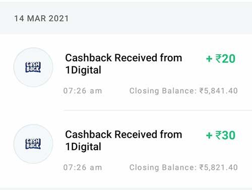 codelist24 app payment proof