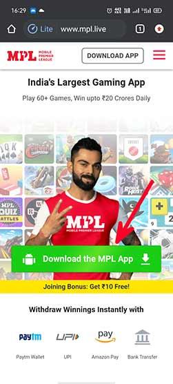 mpl apk download