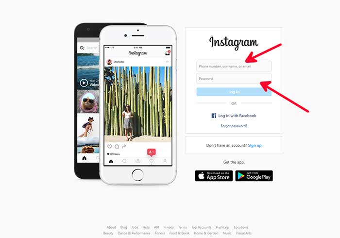 how to change your instagram password if you forgot it