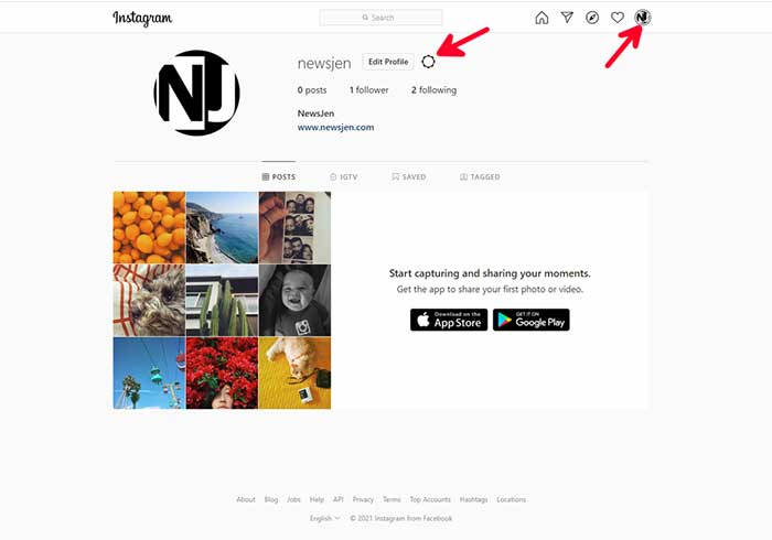 how to reset instagram password without email or phone number