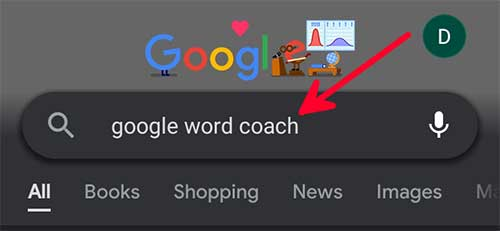 google word coach quiz