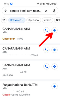 canara bank deposit machine near me