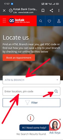 nearest kotak mahindra bank