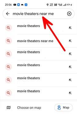 movie times near me