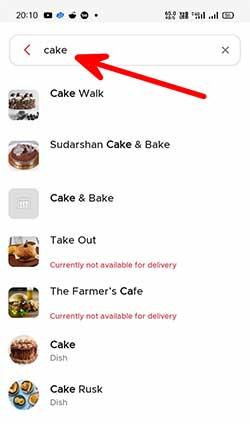 cakes near me