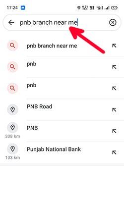 pnb bank near me